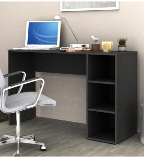 GEMMA STUDENT DESK - DARK BROWN