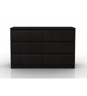 Detrend-5300 Como 3+3 Drawer Chest