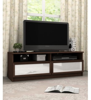DeTrend-7256 Rovina Entertainment Centre / TV Rack - with Drawers & in 2 Tone color - Export Design - Great item for Living Hall - Lifestyle !!